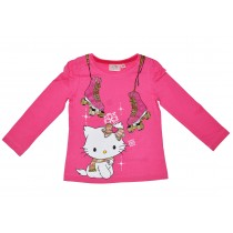 T-Shirt manche longue Charmmy Kitty